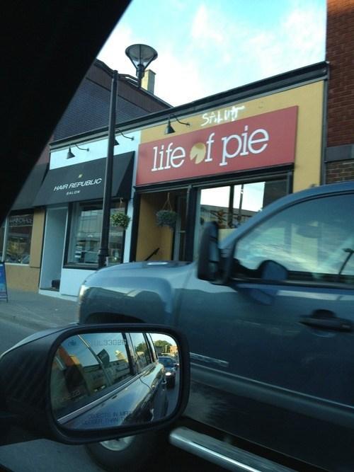 life of pi puns pi pie funny - 7572109312