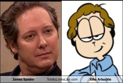 James Spader totally looks like funny - 7572214016