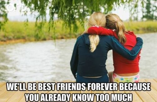 best friends,secrets