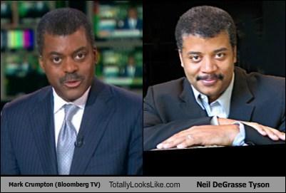 Mark Crumpton totally looks like Neil deGrasse Tyson funny - 7572391936