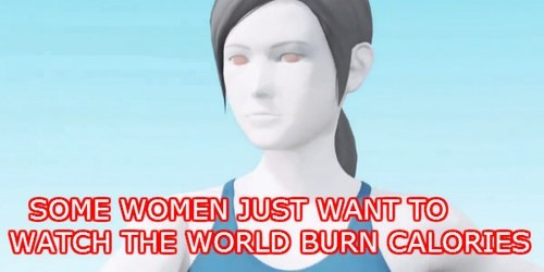 super smash bros wii fit trainer - 7572571392