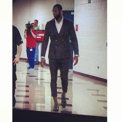 suits dwyane wade highwaters funny - 7572702208
