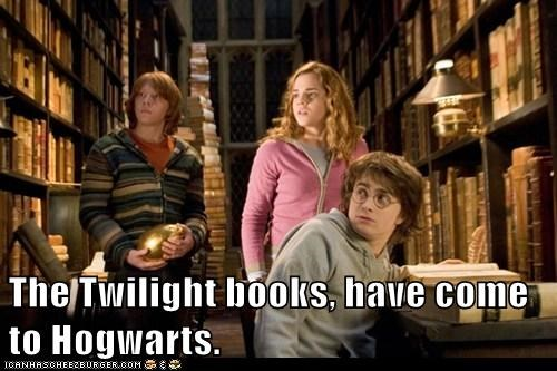 Harry Potter,twilight,Hogwarts