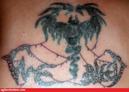 metal tattoos black metal funny - 7572769792
