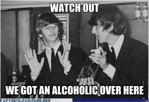 adult beverage beatles alcoholic funny