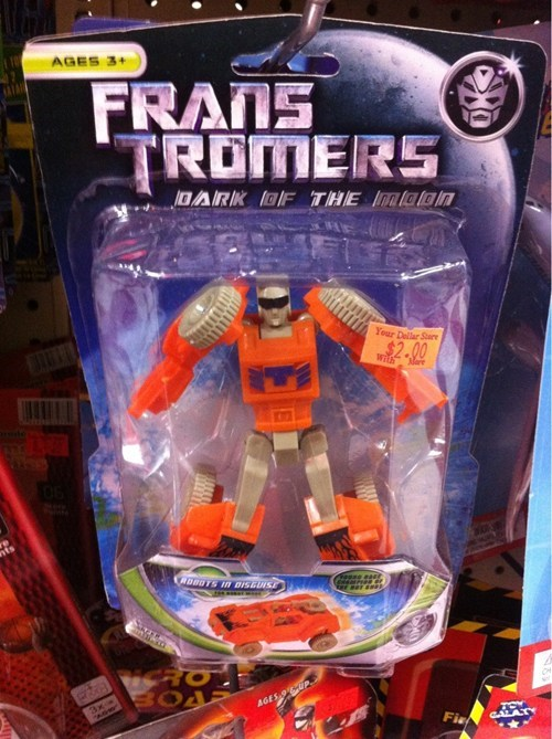 transformers engrish knockoff funny