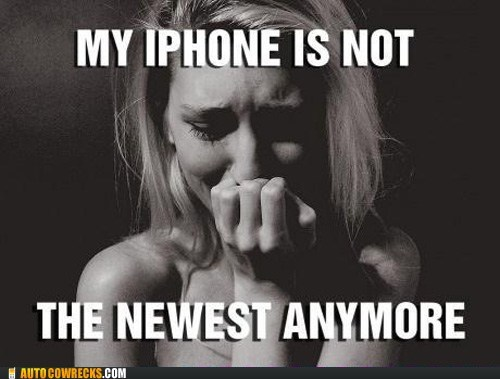 First World Problems obsolete - 7573146112