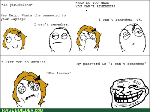 laptops,laptop password,trolling,password