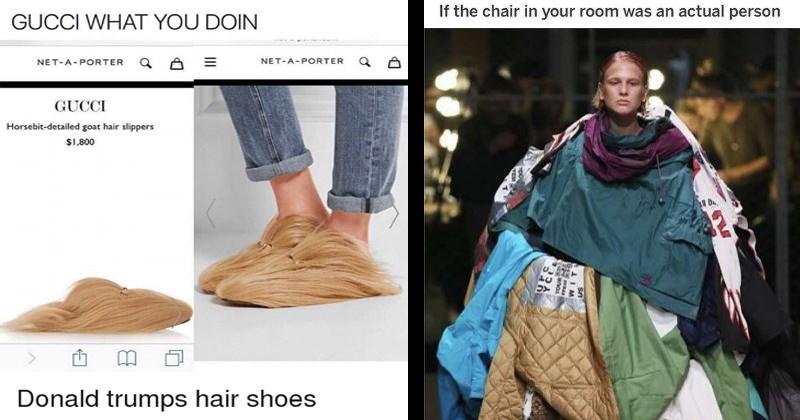 crazy fashion memes