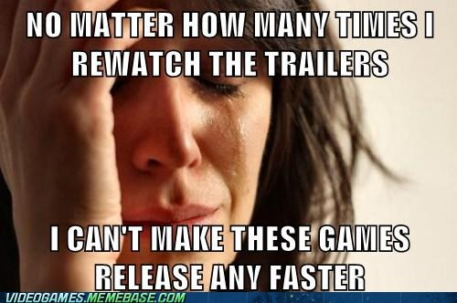 e3 Memes First World Problems - 7575130368