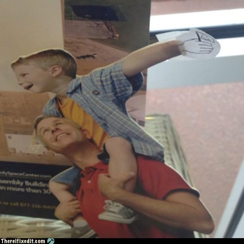 art cardboard cutouts funny - 7575500288