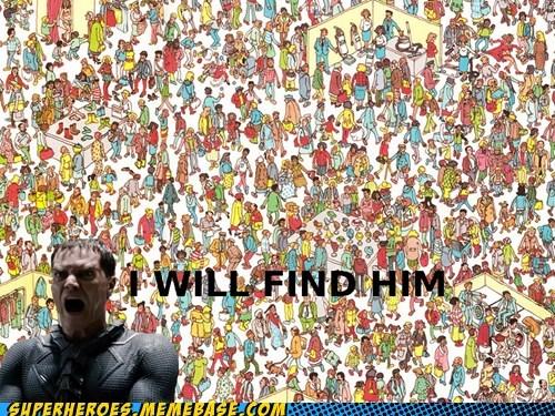 zod wheres waldo funny superman - 7575729152