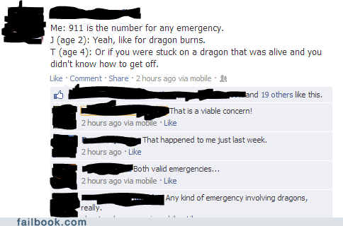911 dragons failbook g rated