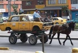 one horse open sleigh,horse power,cart before the horse,taxis,horse of a different color,funny