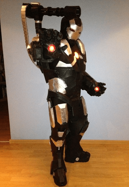 cosplay iron man superheroes - 7577726464