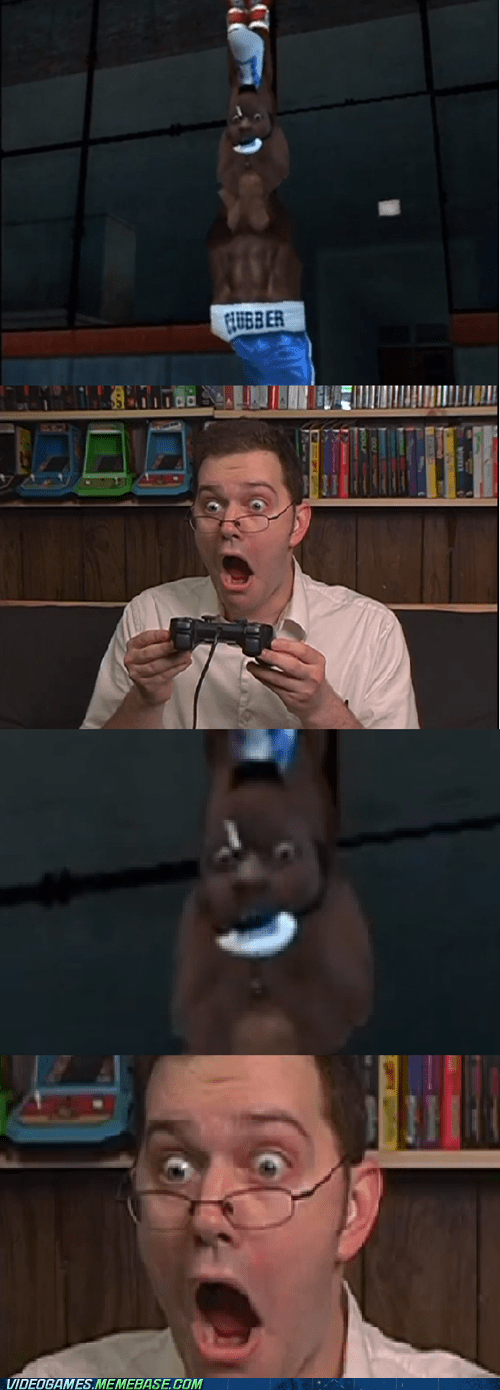 angry video game nerd glitches - 7578381312