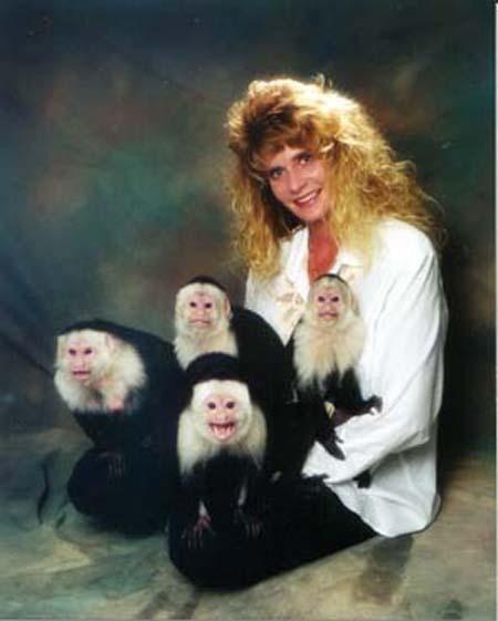monkeys wtf funny - 7579110144