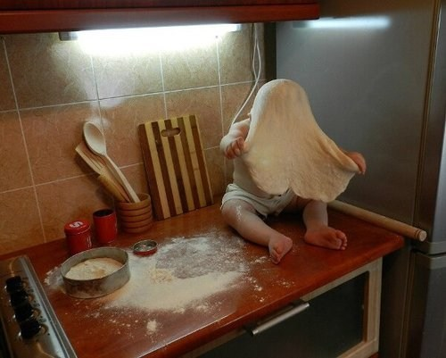 pizza toddlers funny - 7579234560