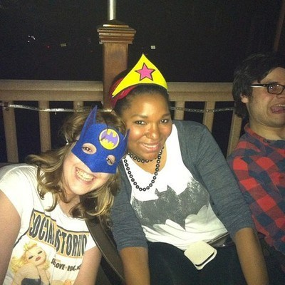 photobomb,wonder woman,batman,funny