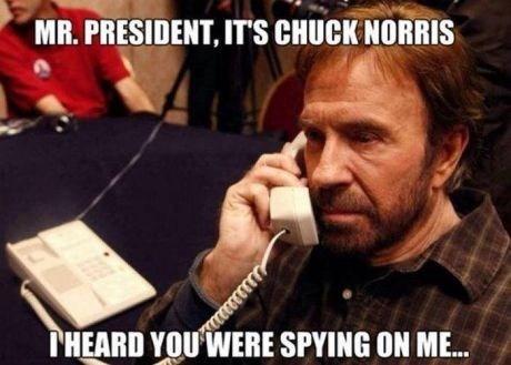 NSA,chuck norris
