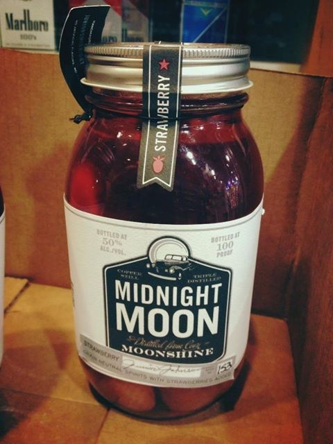Go Ahead and Drink Some Moonshine