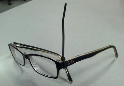 zip ties glasses broken funny - 7579724800