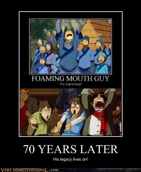 foam wtf mouth Avatar funny - 7580223488