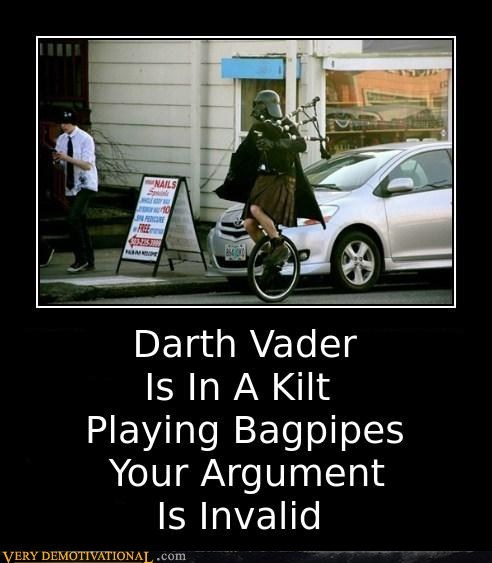 wtf,kilt,Invalid Argument,darth vader