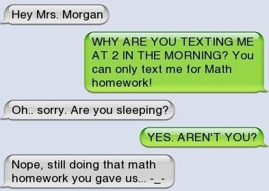 text teacher math funny - 7582053632