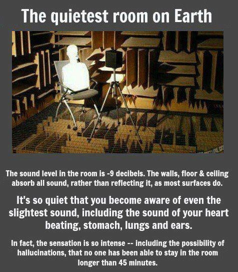 quiet room science funny weird - 7582264576