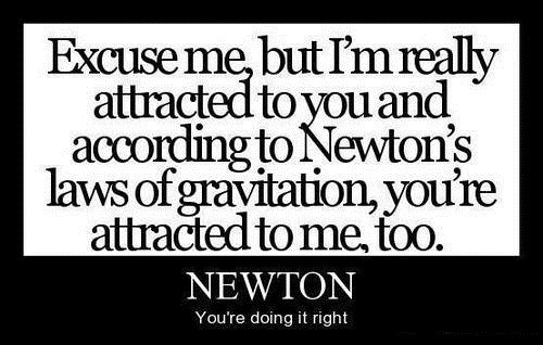Newton,youre-doing-it-right,science,funny
