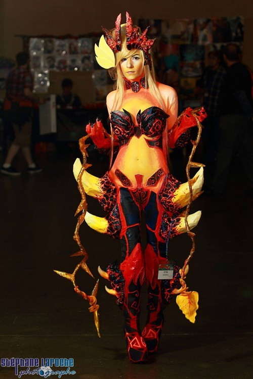 cosplay league of legends video games - 7582595072