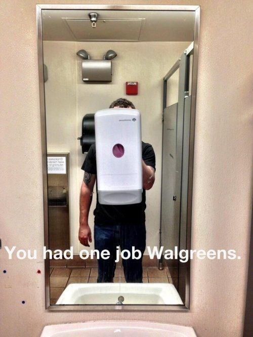soap dispenser,Walgreens,bathroom