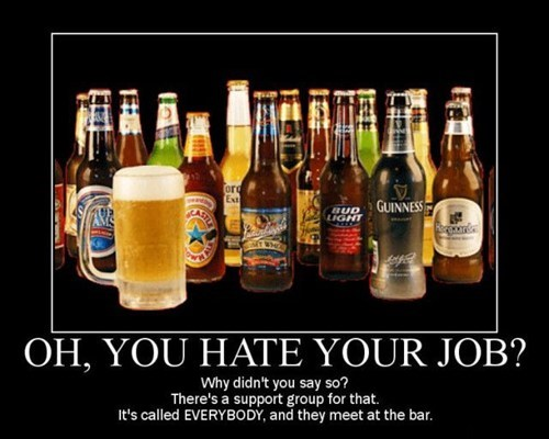 beer bars support group funny - 7583002624
