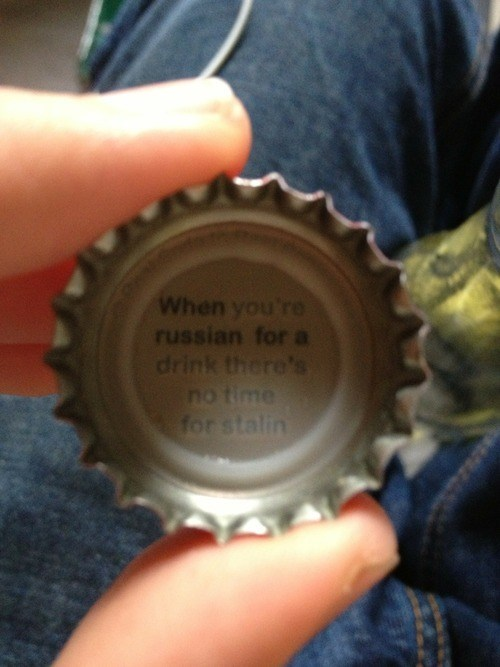soda puns lenin stalin funny - 7583016960