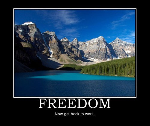 outdoors freedom wtf work funny - 7583253504
