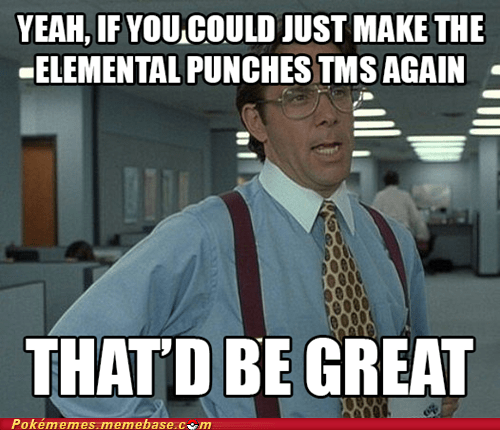 Office Space Memes tms elemental punches - 7584694016