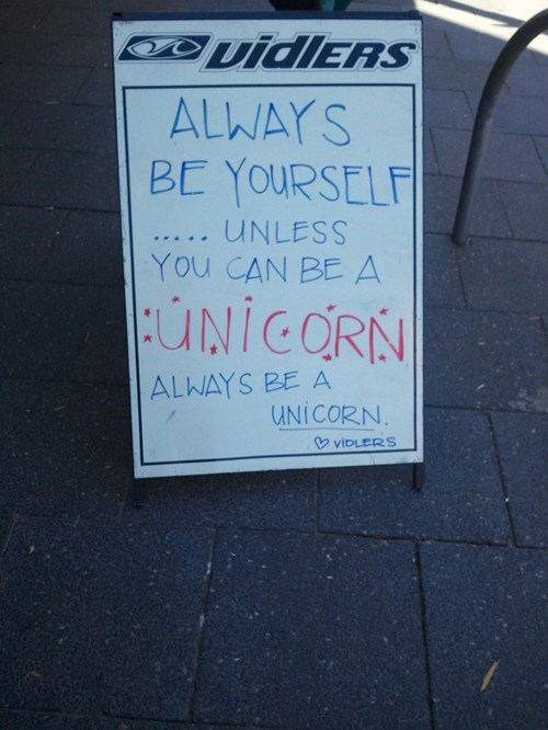 unicorn,sign,funny