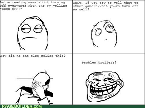 trolling facepalm you mad - 7585701632