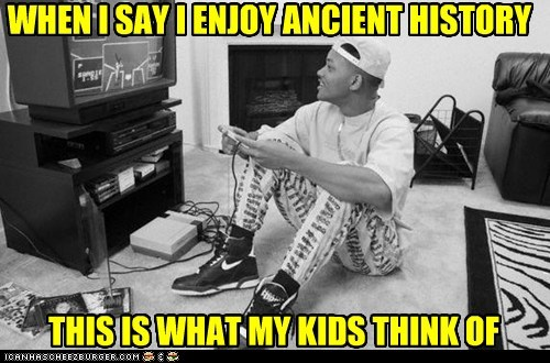 ancient history will smith - 7586324224