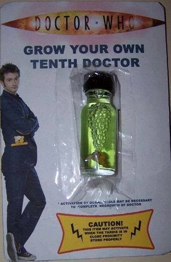 wtf IRL 10th doctor doctor who - 7586443008
