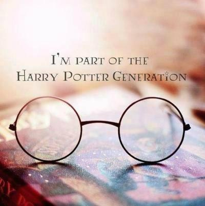 Harry Potter,books