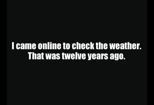Blast to the Past of the Day: What Was the First Thing You Did Online?