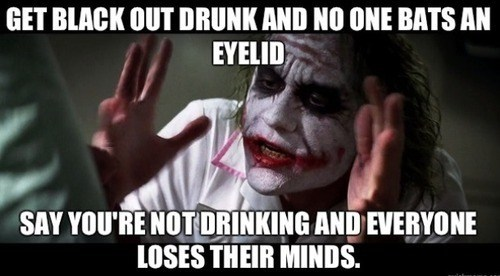 drinking,the joker,Memes