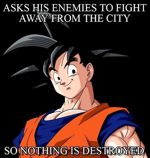 anime cartoons goku - 7586464256