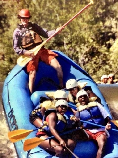 timing,kayaking,BAMF,funny,air guitar
