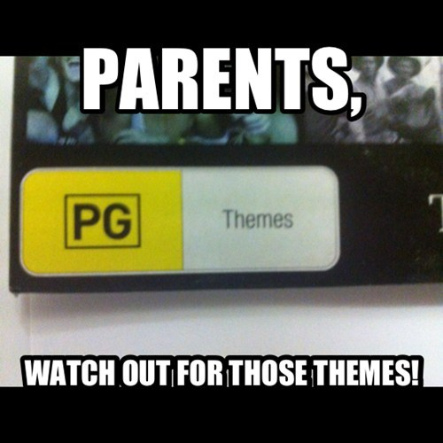 themes,parenting,funny,g rated