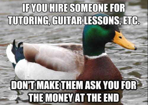 Actual Advice Mallard Memes - 7588904192