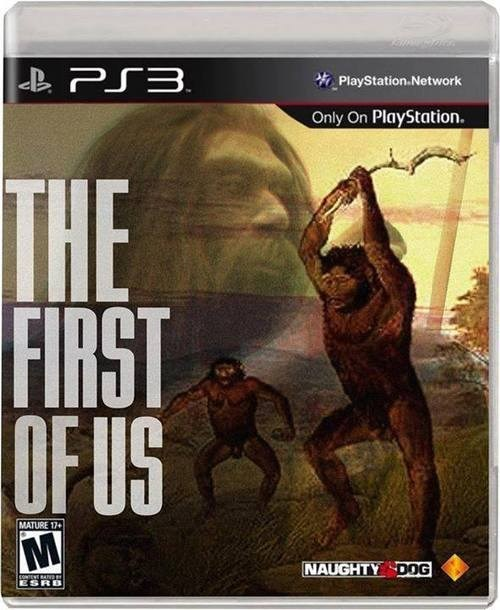 playstation naughty dog the last of us - 7588921088