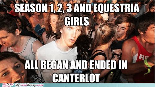 equestria girls Memes canterlot - 7589025792